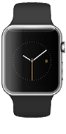 Apple Watch Series 3 (GPS + Cellular) Stainless Steel 42mm Space Grey