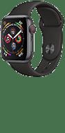 Apple Watch Series 4 (GPS) Aluminium 40mm Space Grey