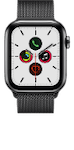 Apple Watch Series 5 (GPS + Cellular) Stainless Steel 44mm Space Grey