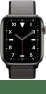Apple Watch Series 5 (GPS + Cellular) Titanium Case 44mm