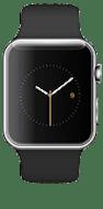 Apple Watch Series 3 (GPS) Aluminium 38mm Space Grey