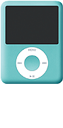 Apple iPod Nano 3rd Gen 4GB