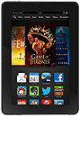 Amazon Kindle Fire HDX 7 inch 3rd Generation 64GB