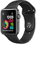 Apple Watch Series 2 Aluminium 42mm Space Grey