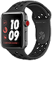 Apple Watch Nike+ Series 3 (GPS + Cellular) 38mm Space Grey