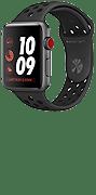 Apple Watch Nike+ Series 3 (GPS) 38mm Space Grey 8GB