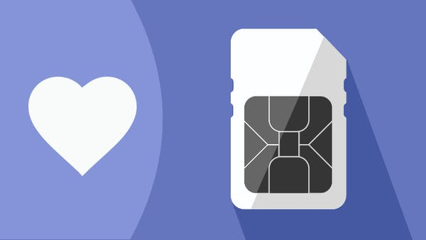 Love SIM-only icon
