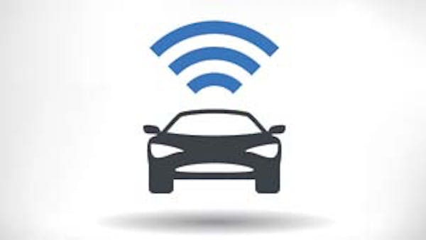 Car Wi-Fi icon