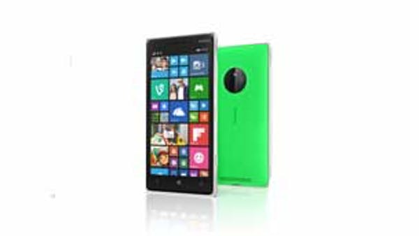 Nokia Lumia green