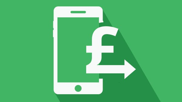 Mobile phone reseller icon