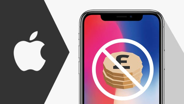 iPhone deals with no upfront cost icon