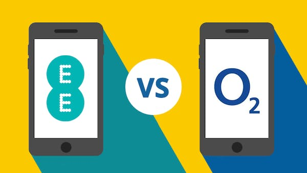 EE vs O2 graphic