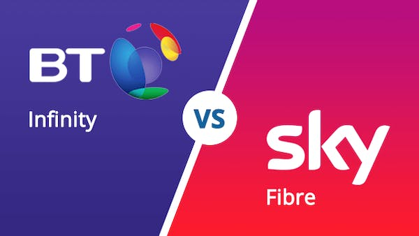 BT vs Sky logo