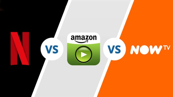 Netflix vs Amazon Prime Video vs Now TV: Which is best?