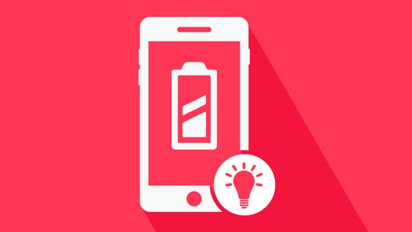Save iPhone battery life icon