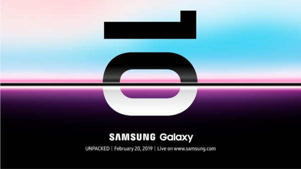 Samsung Galaxy F invite