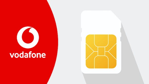 Vodafone SIM-only deals | Compare Vodafone SIM-only deals