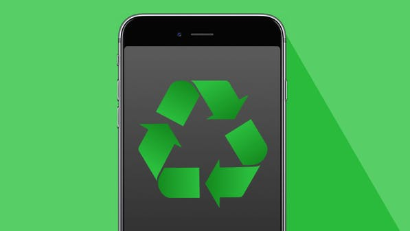 What is mobile recycling?