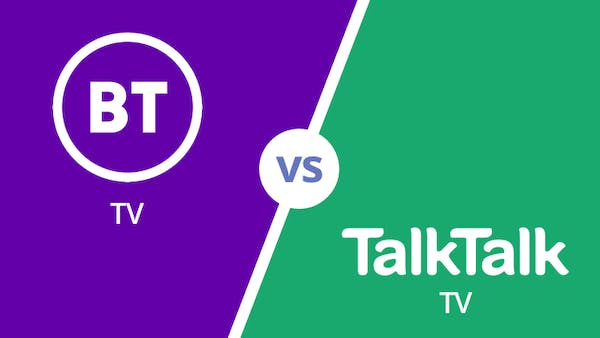 BT vs TalkTalk TV icon