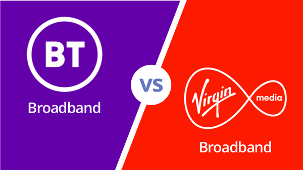 BT Broadband vs Virgin Media Broadband